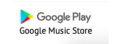 Google Play Music Store digital distribution